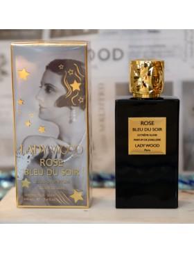 copy of Rose bleu du soir...