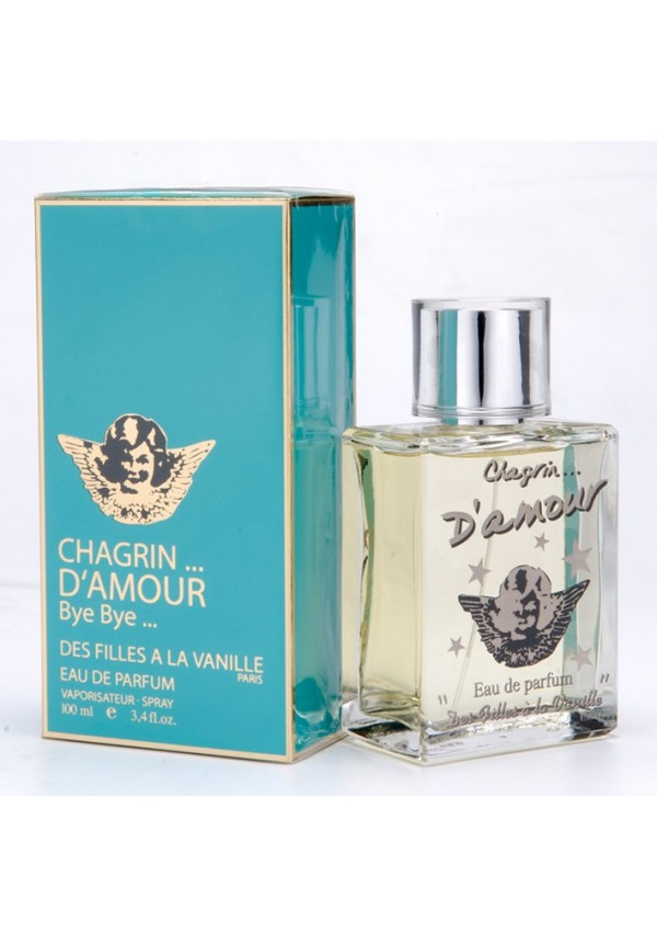 Chagrin d'amour... Bye bye - parfum
