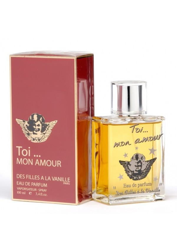 Toi...mon amour - parfum