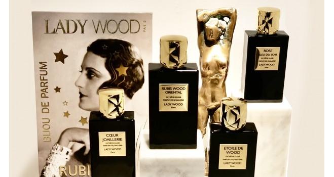 Colección privada las esencias extremas de Lady Wood